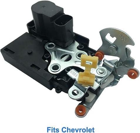 Door Lock Actuator 931-156 Driver Side Front Left 15003766 Lock Latch Actuator for Chevrolet Trailblazer 15079224 FL Door Lock Actuator Motor 15110507