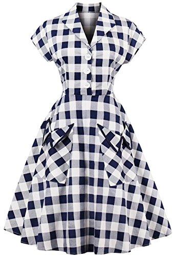 60s mod babydoll dress - 1