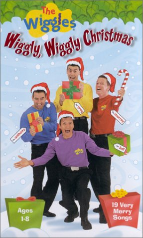 The Wiggles - Wiggly, Wiggly Christmas [VHS] by Universal Studios Home Entertainment