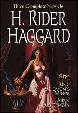 Image result for h rider haggard SHE book