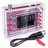 Quimat Pocket-Size Digital Oscilloscope Kit Open Source 2.4