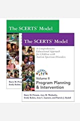The Scerts Model: A Comprehensive Educational Approach for Children With Autism Spectrum Disorders (2 volume set) Paperback