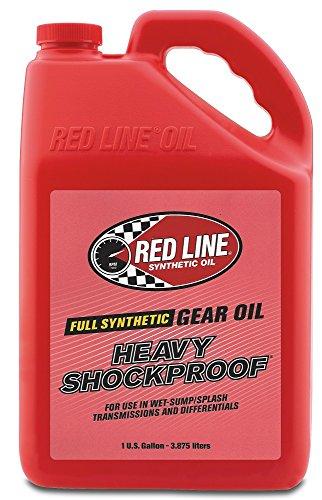 Red Line 58205 Heavy ShockProof Gear Oil - 1 Gallon,