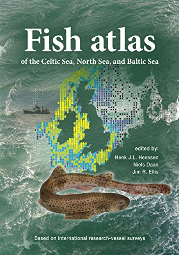 Fish Atlas of the Celtic Sea, North Sea, and Baltic Sea: Based on International Research-Vessel Surveys