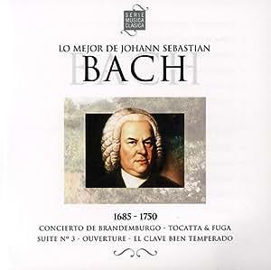 Bach Lo Mejor De