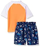 Kiko & Max Toddler Boys' Set with Short Sleeve