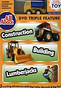 All About: Construction Building Lumberjacks