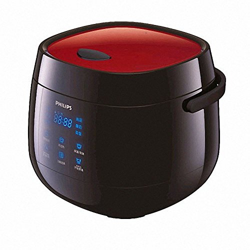 Philips Viva Collection Rice cooker HD3160/21 Mini Fuzzy logic 2L 6 3~4 persons 220V English Manual