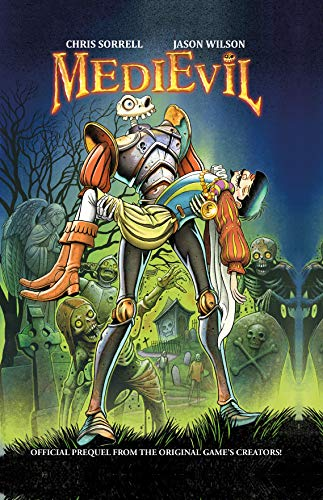MediEvil por Chris Sorrell