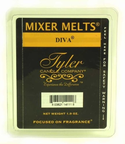 Tyler Candles Mixer Melts - Diva