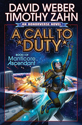 A Call to Duty (Manticore Ascendant)