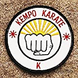 Kempo Karate Patch 3