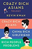 Kindle Store : The Crazy Rich Asians Trilogy Box Set: Crazy Rich Asians; China Rich Girlfriend; Rich People Problems