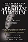 The Papers and Writings of Abraham Lincoln, Abraham Lincoln, 1936828049