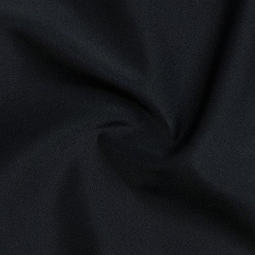 Vogueric - Traje de una pieza - para mujer negro