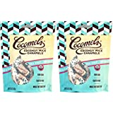 Cocomels Coconut Milk Caramels - Organic Dairy Free, Sea Salt 2 Pack