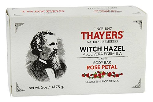 Thayers - Body Bar Soap with Witch Hazel and Aloe Vera Rose