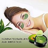 Matcha Green Tea Extract Under Eye Patches, Eye