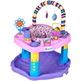 Evenflo Exersaucer Bounce and Learn Sweet Tea, Party