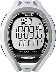 Timex Men's Ironman Sleek 150-Lap with TapScreen Technology T5K505AW