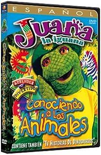 Juana La Iguana: Conociendo A Los Animales