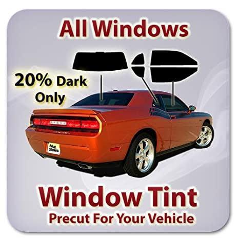 Amazon.com: PreCut Window Tint for Chrysler Concorde 1993 ...