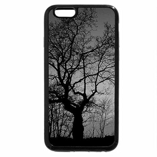 iPhone 6S Plus Case, iPhone 6 Plus Case (Black & White) - Sunset in Sweden