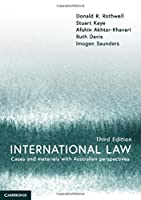 International Law, 3rd Edition Front Cover