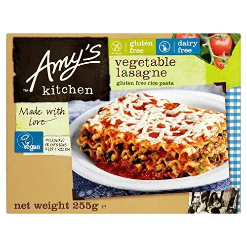 Amys Kitchen Lasaña Vegan Sin Gluten 255g Sin Gluten ...