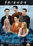 Friends: Series 6 - Episodes 1-8 [DVD] [1995]