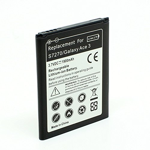 YN4L® 1900mAh battery for Samsung Galaxy Exhibit SGH T599 (T-Mobile); SGH T599N (MetroPCS) (Battery Galaxy Exhibit Samsung)