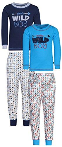 Thermal Boys Pajamas - 5