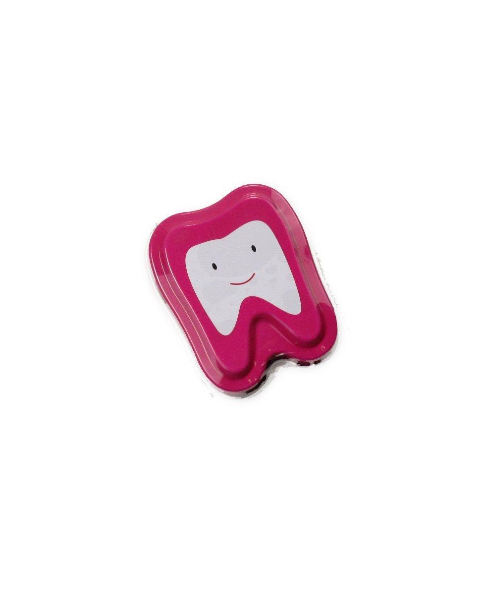 Boîte pour dents de lait rose Cadeaux bariolés Die Spiegelburg