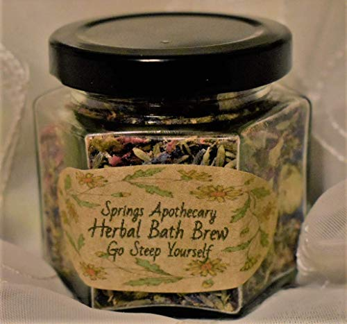 Floral Herbal Bath Brew Bath Tea ()