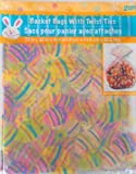 Arts & Crafts : (2) Pack of Easter Cellophane Basket Bags 22-in. X 25-in