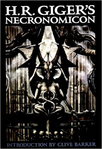 H  R  Giger s Necronomicon  H  R  Giger  8601400224304  Amazon com  Books. H  R  Giger s Necronomicon  H  R  Giger  8601400224304  Amazon com