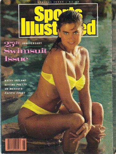 Sports Illustrated Swimsuit 25th Anniversary Issue Kathy Ireland