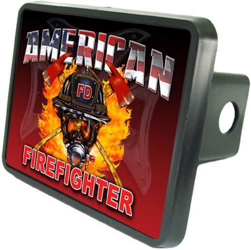 (American Fire Fighter Custom Hitch Plug for 2