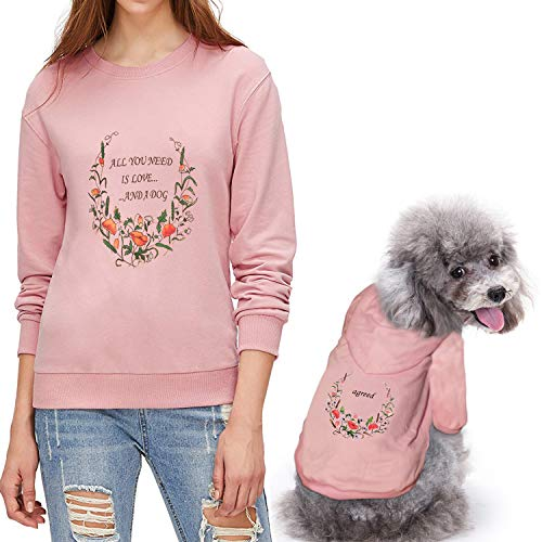 Sweetsweet Parents-Pets Clothes (Mommy-S, Mommy-Pink)]()