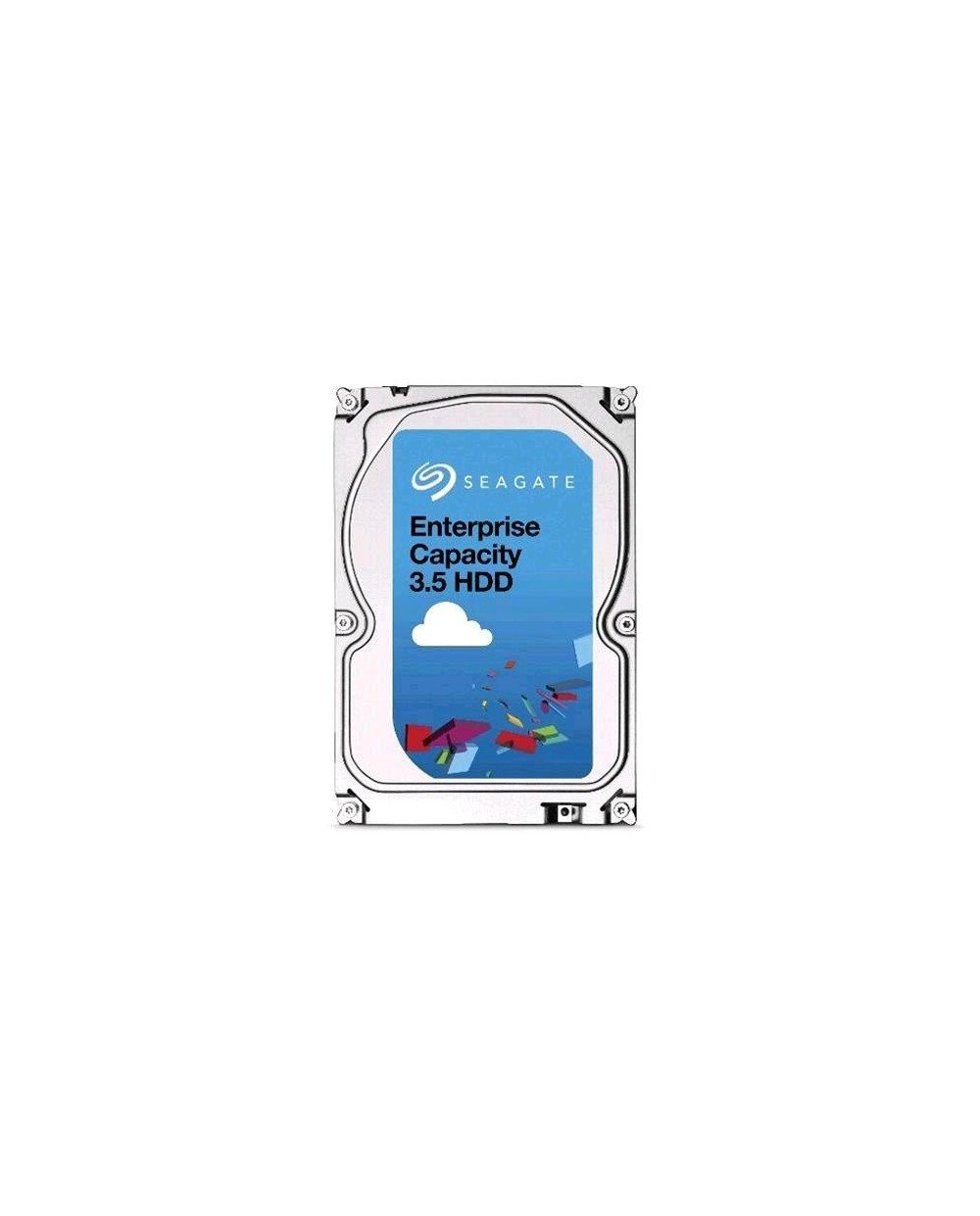 Seagate ST4000NM0025 Capacity 3.5'' HDD 4TB 7200 RPM 512n SAS 12Gb/s 128MB Cache Internal Hard Drive 4000 128 MB Cache 3.5-Inch Internal Bare or OEM Drives