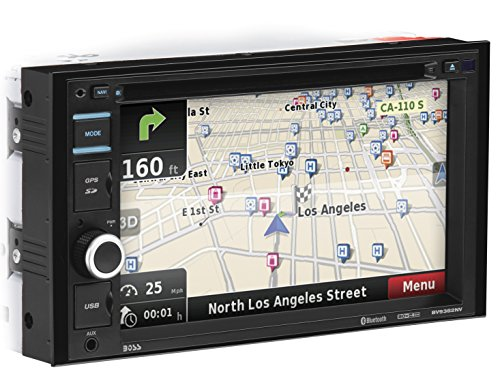 Boss Audio Systems BVNV9382RC 6.2'' Screen, Navigation, Bluetooth, DVD/CD/MP3 AM/FM Receiver by BOSS Audio (Image #1)