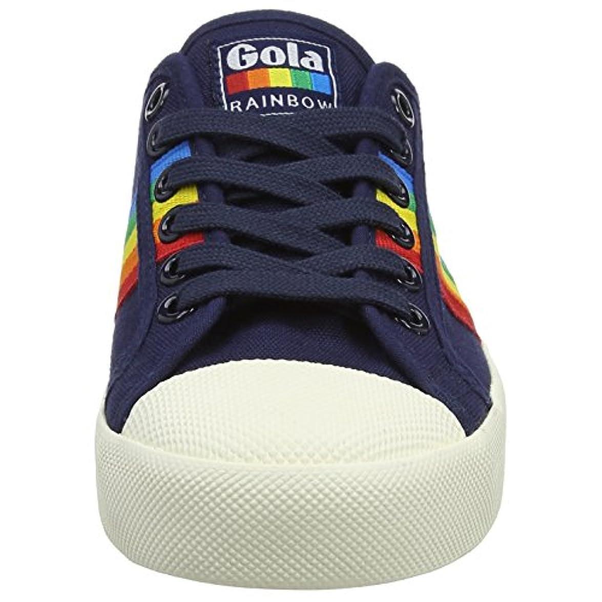 Gola Coaster Rainbow Navy multi Sneaker Donna