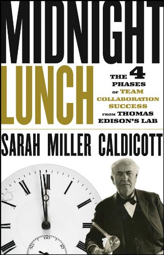 Midnight Lunch: The 4 Phases of Team Collaboration Success from Thomas Edison's Lab