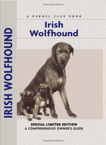 Read Online Irish Wolfhound (Comprehensive Owner's Guide) PDF