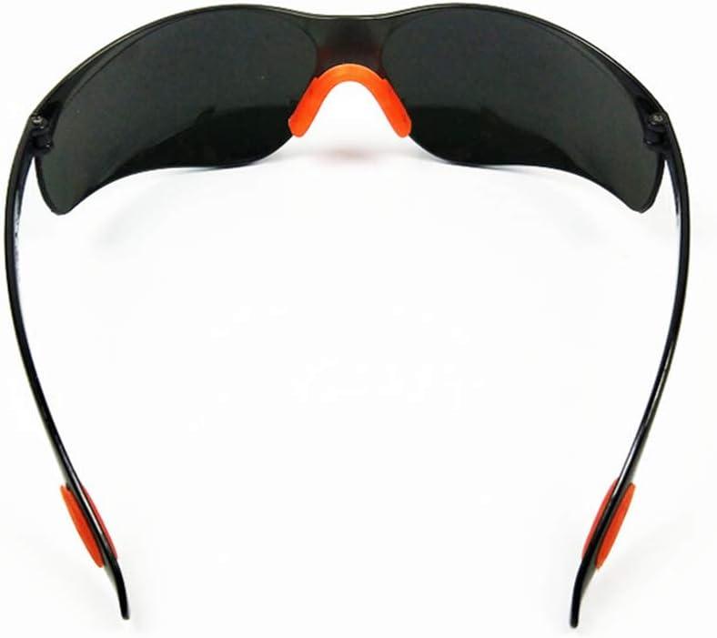 protecci/ón de los Ojos para soldar Las Gafas de protecci/ón Ajustable protecci/ón Completa contra Rayos UV EisEyen Gafas de protecci/ón para los Ojos