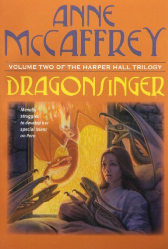 Read Online By Anne McCaffrey Dragonsinger (Harper Hall Trilogy, Volume 2) ebook