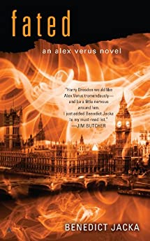 Fated (Alex Verus Book 1) by [Jacka, Benedict]
