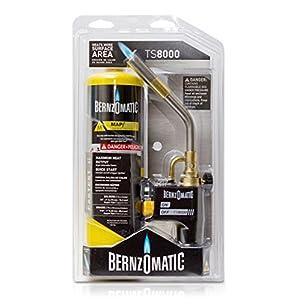 Bernzomatic Torch Kit TS8000BZKC Premium Trigger-Start