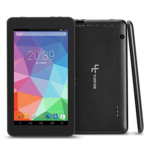 Yuntab T7 7 inch Google Android 4.4 Tablet Wifi 512MB+8GB Al