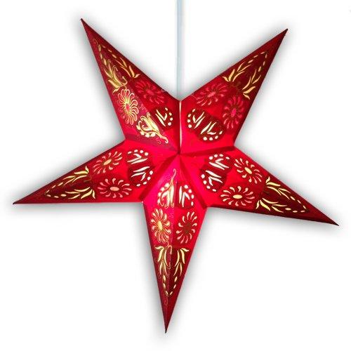 Dandelion-Paper-Star-Lantern